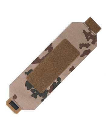 Military Patches - Mug Patch Panel 3-Farb Flecktarn