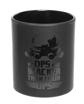 TACWRK - Tasse My Ops are Blacker
