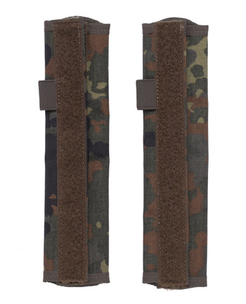 md-textil - Plate Carrier Shoulder Pads MGS Flecktarn