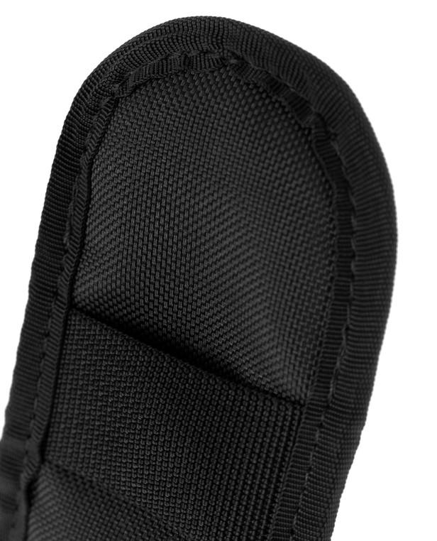 md-textil Sholuder Pads MGS Black