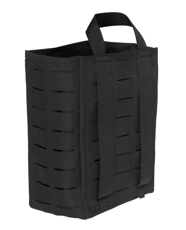 md-textil EVAC Tasche für PETZL EXO Schwarz