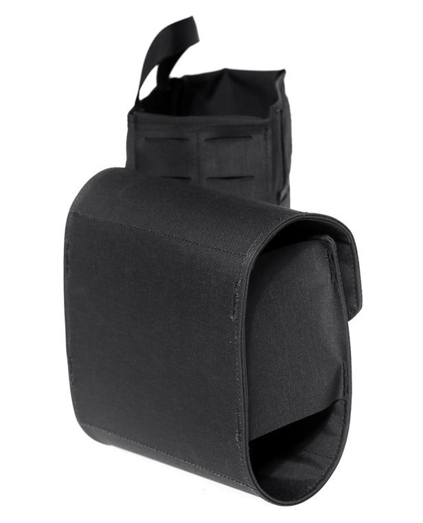 md-textil EVAC Pouch for PETZL EXO Black