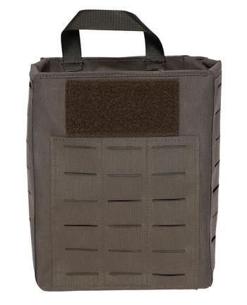 md-textil - EVAC Tasche für PETZL EXO Steingrau Oliv