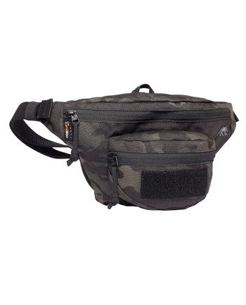 TASMANIAN TIGER - Funny Bag S Multicam Black