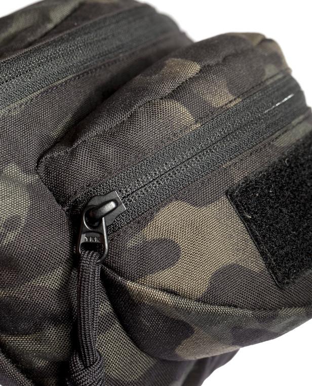 TASMANIAN TIGER Funny Bag S Multicam Black
