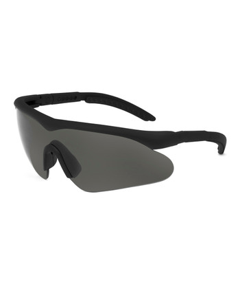 SwissEye - Safety Glasses Raptor Black