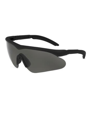 SwissEye - Schutzbrille Raptor Schwarz