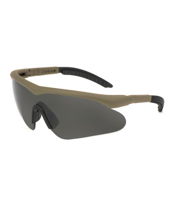 SwissEye - Safety Glasses Raptor Coyote