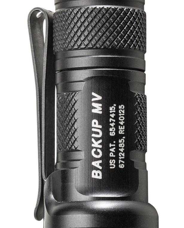 SureFire E1B Backup Max Vision Dual Output Black Schwarz