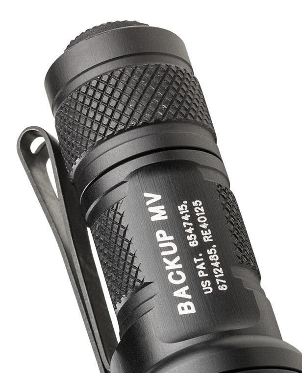 SureFire E1B Backup Max Vision Dual Output Black