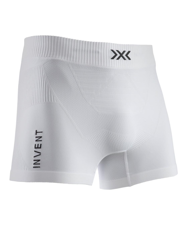 Arctic Boxer Shorts: X-Bionic Invent 4.0 LT Boxer Shorts Arctic White