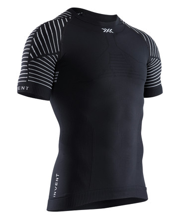 X-Bionic - Invent 4.0 LT Shirt SH SL Opal Black Schwarz
