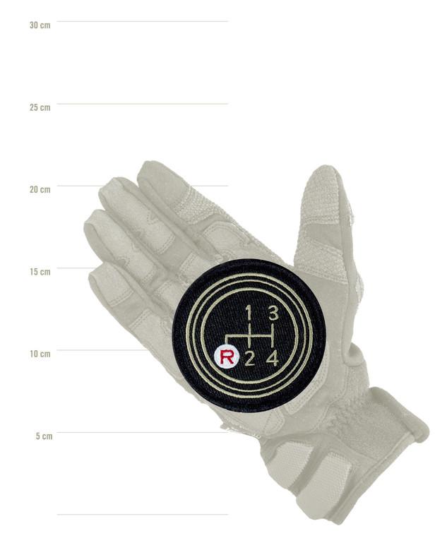 Prometheus Design Werx LC 4 Speed Shift Knob LTD ED Morale Patch