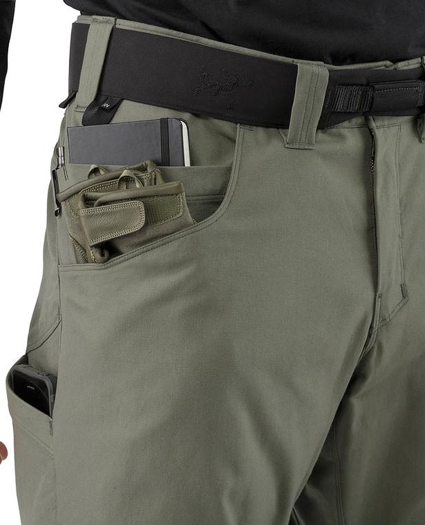 Arc'teryx LEAF xFunctional Pant AR Men's Gen 2 Carbon Steel Grey