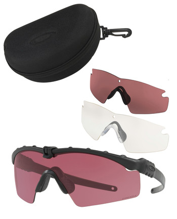 Oakley - SI Ballistic M-Frame 3.0 Matte Black Clear/TR22/TR45