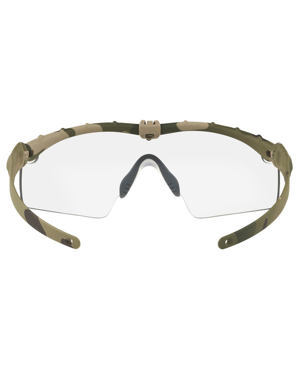 Oakley SI Ballistic M-Frame 3.0 Multicam Array Clear/Grey