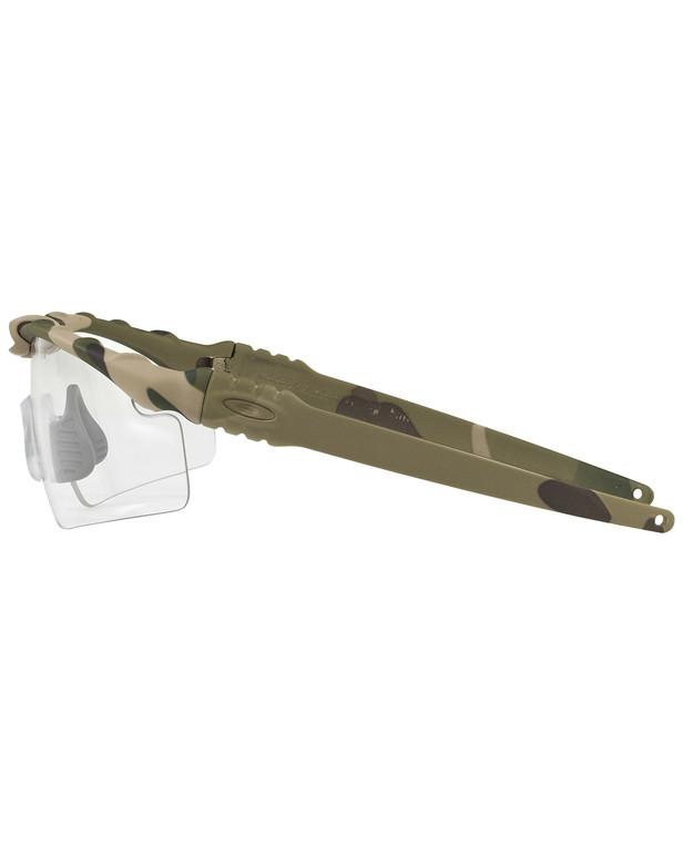 Oakley SI Ballistic M-Frame 3.0 Multicam Array Clear/Grey