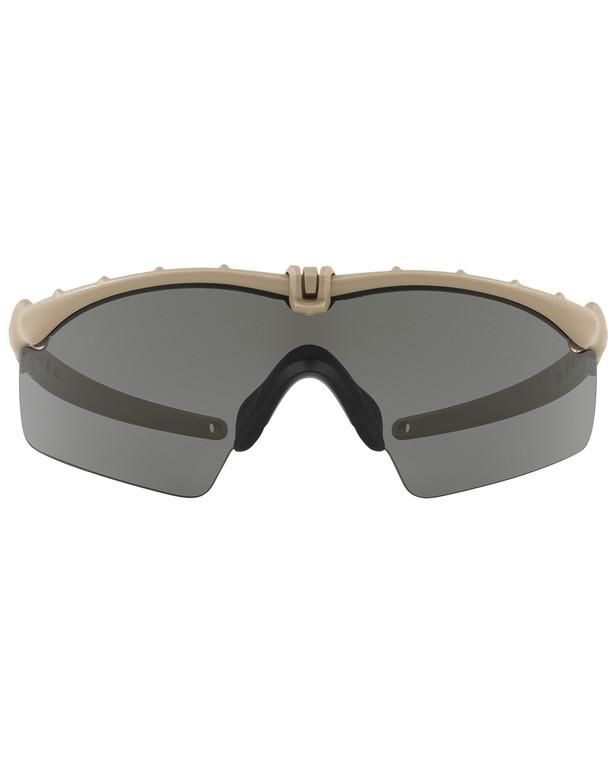 Oakley SI Ballistic M-Frame 3.0 Dark Bone Array Clear/Grey/Persimmon
