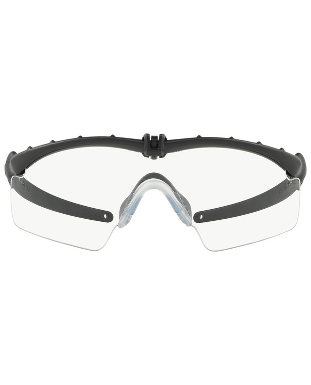 Oakley SI Ballistic M-Frame 3.0 Black Array Clear/Grey