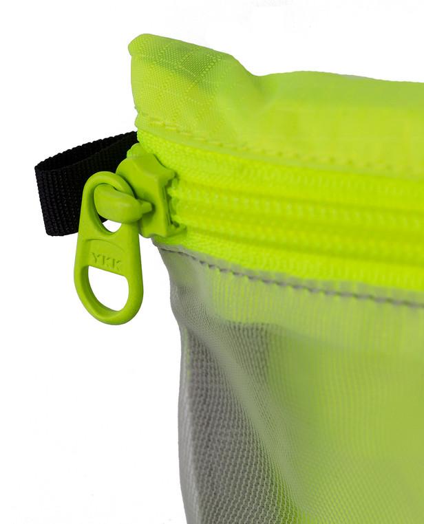 TASMANIAN TIGER Mesh Pocket Set Safety Yellow