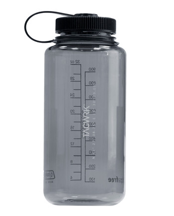 TACWRK - Nalgene Everyday Wide Mouth 1L Grey