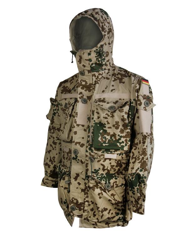 Leo Köhler Combat Jacket KSK Smock Tropentarn