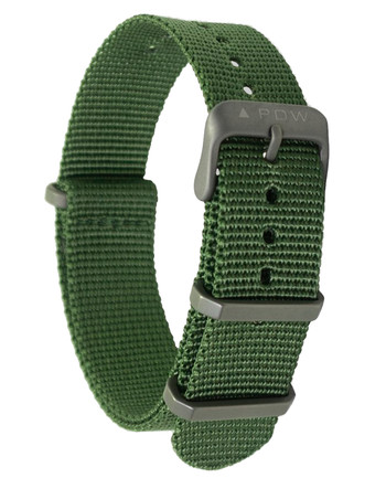 Prometheus Design Werx - Ti-NATO Strap 20mm OD Green