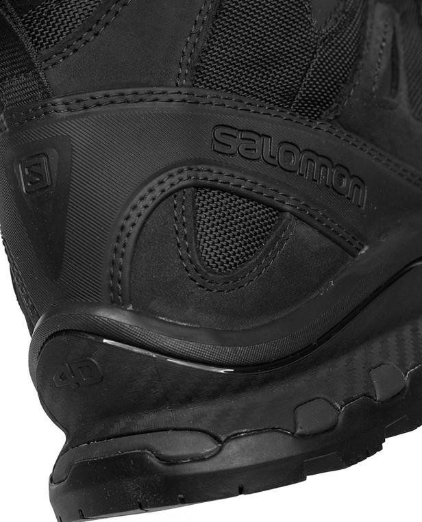 Salomon Quest 4D Forces 2 Black Schwarz