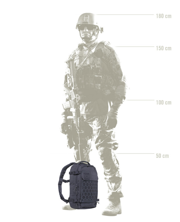 5.11 Tactical AMP10 Tungsten