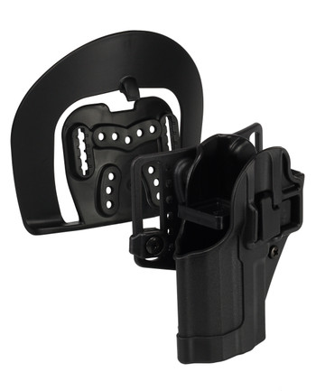 Blackhawk! - CQC Serpa Holster H&K P30 Black, Links