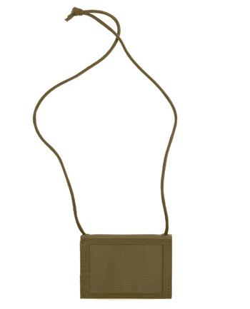 md-textil - Dienstausweistasche 2.0 Coyote Brown