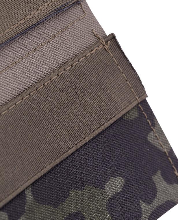 md-textil Dienstausweistasche 2.0 5 Farb Tarndruck