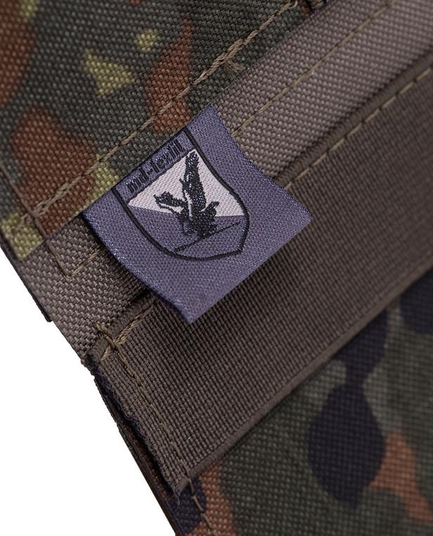 md-textil ID Card Wallet 2.0 5 Farb Tarndruck