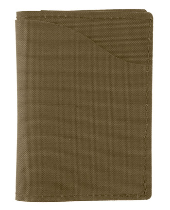 md-textil - Kardamäpple Wallet Coyote Brown