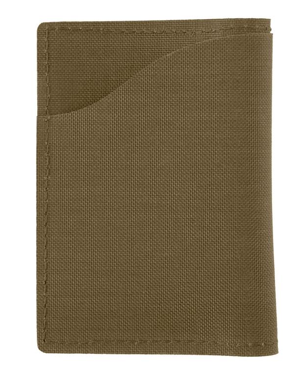 md-textil Kardamäpple Wallet Coyote Brown