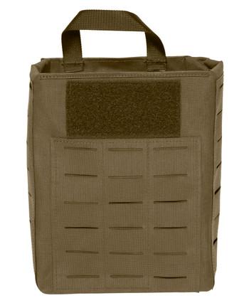 md-textil - EVAC Tasche für PETZL EXO Coyote Brown