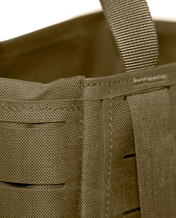 md-textil EVAC Tasche für PETZL EXO Coyote Brown
