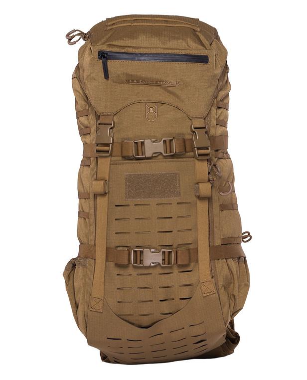 Eberlestock Gunslinger II Pack w/ INTEX Frame Coyote Brown