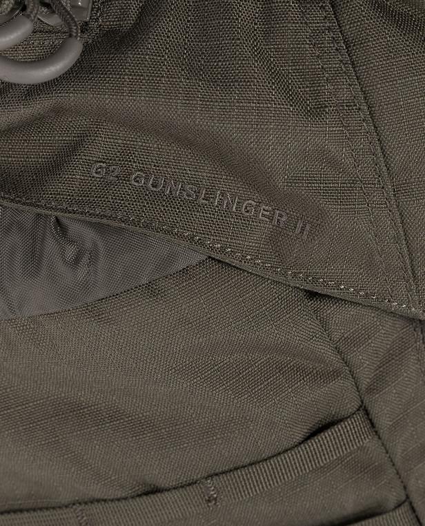Eberlestock Gunslinger II Pack w/ INTEX Frame Military Green