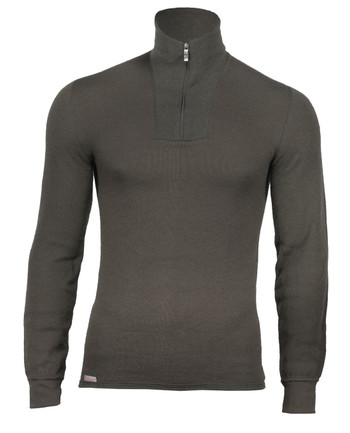 Woolpower - Turtleneck 200 Pine Green