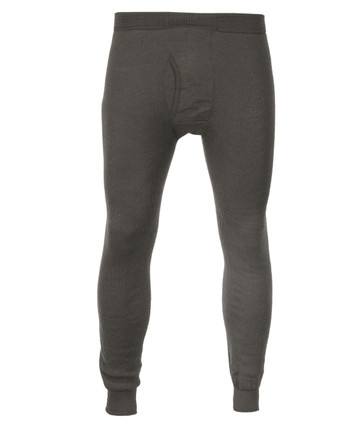 Woolpower - Long Johns Man 200 m/Eingriff Pine Green