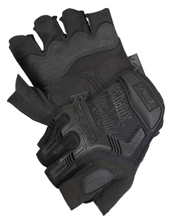 Mechanix - Mechanix M-Pact Glove Fingerless Black