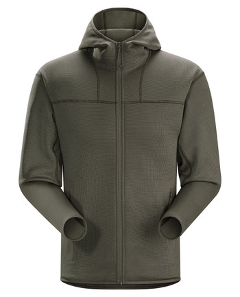 Arc'teryx LEAF - Naga Hoody Full Zip Men's 2019 Ranger Green