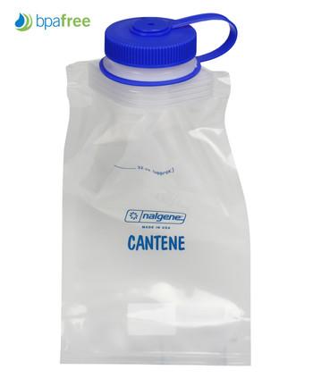 Nalgene - Faltflasche Cantene 1L