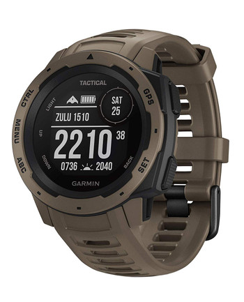 Garmin - Instinct Tactical Coyote Tan