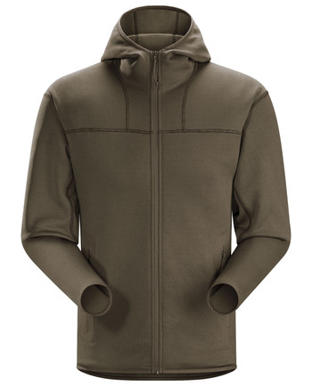 Arc'teryx LEAF - Naga Hoody Full Zip Men's (2019) Crocodile
