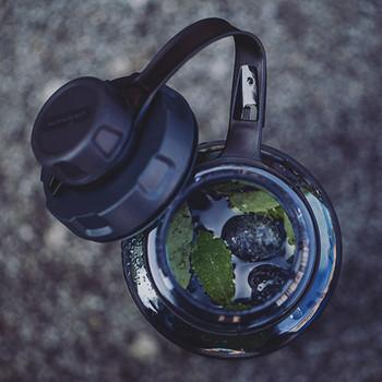 humangear - capCAP+ Black/Grey