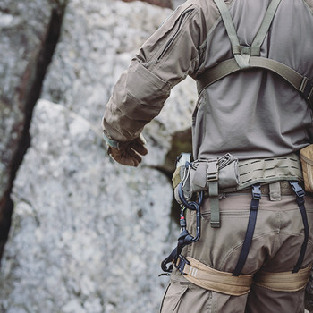 md-textil - Modular Belt MGS Coyote Brown