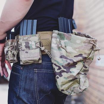 Tardigrade Tactical - Speed Reload Pouch Pistol 9mm Double Stack PALS Black Schwarz