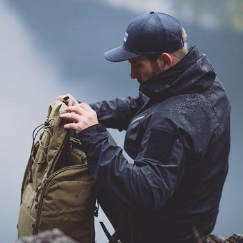 TASMANIAN TIGER - Dakota Rain M´s Jacket MK II Black